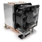 Dynatron A35 CPU Cooler AMD Socket SP3/TR4-3U Compatible 80x80x38mm PWM Fan Aluminium