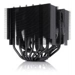 Noctua NH-D15S chromax.black Dual Tower CPU Cooler 140mm Fans Intel LGA1150 LGA1151 LGA1155 LGA1156 LGA1200 LGA2011