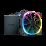 NZXT HF-2812C-T1 NZXT Aer RGB Starter Kit3x Aer RGB 2 120mm Black