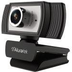 Aluratek AWC04F Webcam - 2 Megapixel - 30 fps - USB 2.0 - 1920 x 1080 Video - CMOS Sensor - Manual Focus - Microphone - Notebook  Computer  Monitor