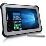 Panasonic Toughpad FZ-G1 FZ-G1V1651VM Tablet - 10.1in - 8 GB RAM - 256 GB SSD - Windows 10 Pro 64-bit - 4G - Intel Core i5 7th Gen i5-7300U 2.60 GHz - 1920 x 1200 - In-plane Switching (
