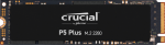 Crucial CT1000P5PSSD8 P5 Plus Solid State DrivePCI Express Gen 4 600 TBW Endurance 6600MB/s Sequential Reads