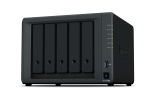 Synology DS1520+ DiskStation 5-Bay NAS Intel Celeron J4125 8GB DDR4 2x M.2 Slots 4x RJ45 2x USB 3.0 2x eSATA 2x 92mm Fans