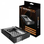 Vantec EZ Swap EVO MRK-225S6-BK 2-Bay 2.5in SATA3SSD/HDD Removable Rack