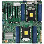 SuperMicro MBD-X11DPI-NT-O E-ATX MotherboardXeon Dual Socket LGA 3647 Intel C622 Chipset Up to 2TB 3DS ECC RDIMM