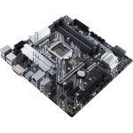 Asus Z490M-PLUS Prime Motherboard mATX LGA1200Intel 10th Gen CPU supported DDR4 4600MHz Dual M.2 Gigabit Ethernet
