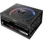 Thermaltake PS-TPG-1200F1FAPU-1 Toughpower GrandRGB 1200W Power Supply 80+ Platinum Rated Fully Modular Riing 14 RGB Fan