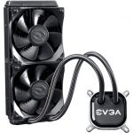 EVGA 400-HY-CL24-V1 240mm Liquid CPU Cooler for LGA2066/2011-v3 2011 1156 1155 1151 1150 1366 & AMD Socket AM2 AM3 AM4 FM1