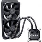 EVGA 400-HY-CL24-V1 240mm Liquid CPU Cooler for LGA2066/2011-v3 2011 1156 1155 1151 1150 1366 & AMD Socket AM2 AM3 AM4 FM1