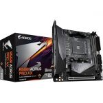 Gigabyte B550I AORUS PRO AX Mini-ITX GamingMotherboard Socket AM4 3rd Gen Ryzen CPU Supported 2x DDR4 DIMM Slots