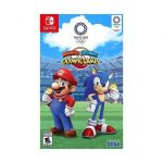 Nintendo MS770094 Mario & Sonic at the OlympicGames Tokyo 2020 Video Game