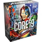 Intel Core i9-10900K Avengers Edition CPU 3.7GHz 10C/20T 125W TDP Intel Turbo Boost 5.3GHz Intel UHD Graphics 630