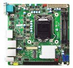 Jetway MI98-00  Mini-ITX Motherboard 8th & 9th Gen Intel socket LGA 1151,  PCI-E x16, Dual GbE LAN, M.2, 8x USBs , 2x COMs