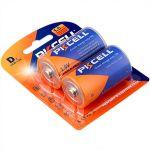 #LR20 D Size 1.5v 2-Pack Alkaline Battery