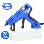 Hot Glue Gun Kit 30/40W