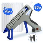 Hot Glue Gun Kit 80W