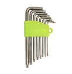Allen Wrench Set containingT9H T10H T15H T20H T25H T27H T30H T40H