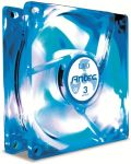 Antec Tri-Cool 80mm Blue LED Case Fan