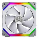 Lian Li UF-SL140-1W Uni Fan SL140 Modular RGB Fan 140mm 32 aRGBs 800-1900RPM 58.54CFM 17-31dB White