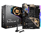 ASRock B550 TAICHI ATX Motherboard Socket AM4B550 Chipset DDR4 5200 (Max 128GB) 2x M.2 Slots USB 3.2 Gen 2 2.5 Gigabit