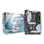 ASRock Z590 STEEL LEGEND WIFI 6E ATX MotherboardIntel 10th/11th Gen Socket LGA 1200 Supports DDR4 4800MHz 1 x PCIe 4.0 x16
