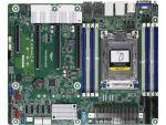 ASRock Rack TRX40D8-2N2T ATX Server MotherboardAMD sTRX4 3rd Gen Ryzen Threadripper CPU Support 8x DDR4 ECC DIMM Slots