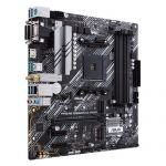 Asus PRIME B550M-A (WI-FI) mATX Motherboard Sock AM4 AMD B550 Chipset DDR4 4400MHz (Max 128GB) M.2 SATA3 Gigabit Ethernet