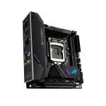 ASUS ROG STRIX Z590-I GAMING WIFI Mini-ITXMotherboard Intel 11th Gen Socket LGA 1200 Max 64GB DDR4 PCI Express 4.0