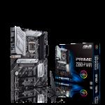 ASUS PRIME Z590-P WIFI ATX MotherboardIntel LGA1200 10th/11th Gen CPU DDR4 5133(OC) PCIe 4.0 3x M.2 Slots USB-C