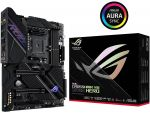 ASUS ROG Crosshair VIII Dark Hero AMD X570 ATX Motherboard Socket AM4 Ryzen 5000/4000/3000/2000 Series Max 128GB DDR4