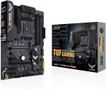 Asus TUF GAMING B450-PLUS II ATX Gaming Motherboard AMD Ryzen Socket AM4 Max 128GB DDR4 PCI Express 3.0 1x DisplayPort 1.2