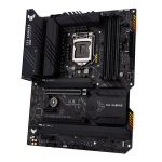 ASUS TUF Gaming Z590-Plus WiFi ATX MotherboardIntel 11th/10th Generation LGA 1200 Max 128GB DDR4 5000 MHz PCIe 4.0 3x M.2