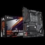 Gigabyte B550 AORUS PRO AC ATX Motherboard AMDSocket AM4 B550 Chipset DDR4 5400 (Max 128GB) USB 3.2 Gen 2 Dual M.2 Slots