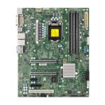 Supermicro MBD-X12SAE-O ATX Motherboard Intel LGA1200 Socket W480 4x DDR DIMM Slots (Max 128GB) 2x M.2 Slots USB-C Gen 2