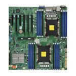 Supermicro X11DPI-NT-O Dual LGA3647/ Intel C621/DDR4/ SATA3&USB3.0/ V&2GbE/ EATX Server Motherboard