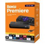 Roku 3920R Premiere Network Streaming Audio/VideoPlayer HDMI Black