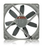 Noctua NF-S12B redux-700 Ultra Quiet Silent Fan3-Pin 700rpm 120mm Gray