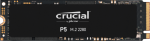 Crucial CT250P5SSD8 P5 250GB NVMe M.2 Solid State Drive 3D NAND Up to 3400MB/s Reads Up to 1400MB/s Writes
