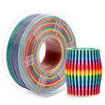 3D Filament PLA 1.75mm (1Kg /2.2 Lbs) MulticolorGradient