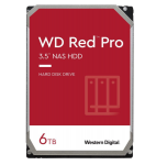 WD WD6003FFBX 6TB SATA 6.0Gb/s 256MB 3.5in HDD Red Pro 7200rpm