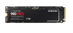Samsung MZ-V8P1T0B/AM 980 Pro 1TB PCIe 4.0 NVMe M.2 2280 Solid State Drive Sequential Reads up to 7000MB/s Sequential Writes up
