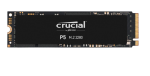 Crucial CT500P5SSD8 P5 500GB 3D NAND NVMe Internal Solid State Drive M.2 2280 Reads 3400MB/s Writes 3000MB/s