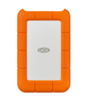 LaCie STFR4000800 4TB 2.5in Rugged USB-C 3600 RPM External Hard Drive