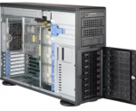 Supermicro AS-4023S-TRT A+ 4U Server H11DSi-NT Motherboard Supports Dual AMD EPYC 7001/7002 Series Processors Supports up to