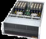 Supermicro 4124GS-TNR A+ Server Dual AMD EPYC7002 Series Processors Up to 8TB 3DS ECC DDR4-3200 24x SATA3 Ports