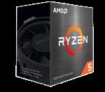 AMD Ryzen 5 5600X 3.7 GHz (4.6 GHz Boost) Socket AM4 105W 6C/12T Desktop Processor 100-100000065BOX
