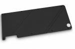 EKWB EK-Quantum Vector FTW3 RTX 3080/3090 Backplate Black