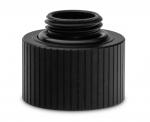 EKWB EK-Quantum Torque Extender Static MF 14 23mm Diameter 14mm Height Black