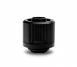 EKWB EK-Quantum Torque STC-10/16 Fitting G1/4inBSPP 4.5mm Male Thread Length Supports 10/16mm Soft Tubing Black