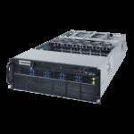 GigabyteG482-Z54 (rev. 100) HPC Server 4U RackMount Chassis MZ52-G41 Motherboard AMD Socket SP3 Dual CPU Support